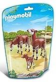 PLAYMOBIL - Familia de Okapis (6643)