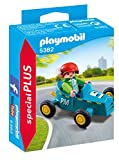 PLAYMOBIL Especiales Plus- Boy with Go-Kart Figura con Accesorios, Multicolor (5382)