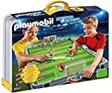 Playmobil-6857 Action Man Playset, Color, Miscelanea (6857)
