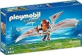 PLAYMOBIL- Enano con Máquina Voladora Juguete, Multicolor (geobra Brandstätter 9342)