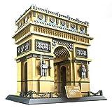 WANGE Fontana di Trevi. Modelo de Arquitectura para armar con bloques de construcción