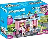 PLAYMOBIL City Life Mi Cafetería, A partir de 4 años (70015)