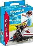 PLAYMOBIL Especiales Plus- Skater con Rampa, Multicolor (9094)