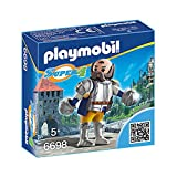 PLAYMOBIL - Super 4 Guardia Real Sir ULF Muñecos y Figuras, Color Multicolor (6698)