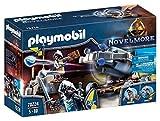 PLAYMOBIL Novelmore Ballesta de Agua Novelmore, Para Niños de 5 a 10 Años de edad (70224)