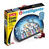 quercetti–Ramas Code Juego para el Aprender EL cálculo bonario divertendosi, Color Bromista, 1015