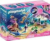 PLAYMOBIL Magic Concha con Luz, A partir de 4 años (70095)