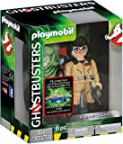 PLAYMOBIL Ghostbusters Figura Coleccionable E. Spengler, a Partir de 6 Años (70173)
