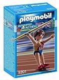 PLAYMOBIL 626727 - Olímpico Lanzamiento Jabalina