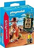PLAYMOBIL Especiales Plus-9083 Cowboy, Multicolor, única (9083)