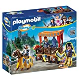 PLAYMOBIL - Tribuno Real con Alex, playset (6695)