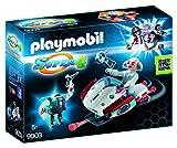 Playmobil - Dr. X y Robot, Personajes de la Serie Super 4, Multicolor (Playmobil, 9003)