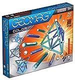Geomag 40 GEO252, Classic Color, Juego de construcción magnético, multicolor (252)