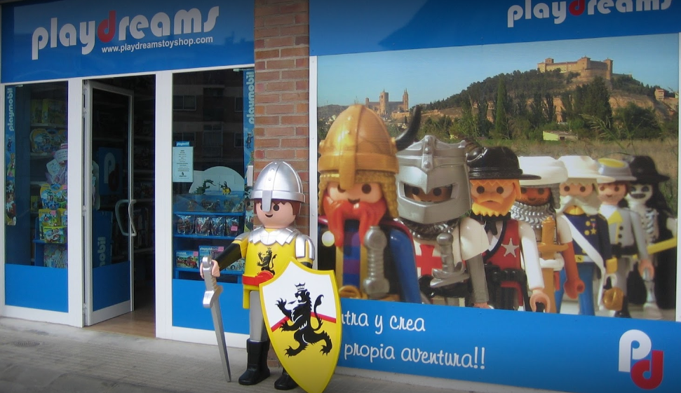 comprar playmobil Play Dream Stoy Shop