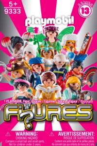 SOBRES serie 13 chicas playmobil