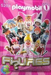 sobres sorpresa playmobil serie 1 chicas