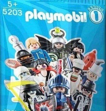 sobres sorpresa playmobil serie 1 chicos
