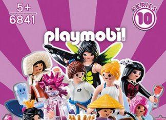 sobres playmobil serie 10 chicas