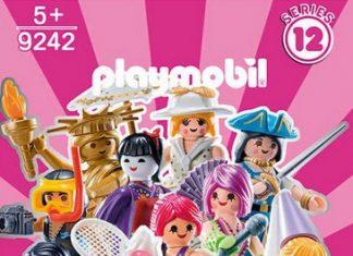 sobres playmobil serie 12 chicas