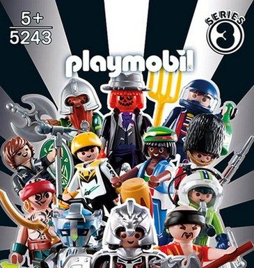 sobres sorpresa playmobil serie 3 chicos