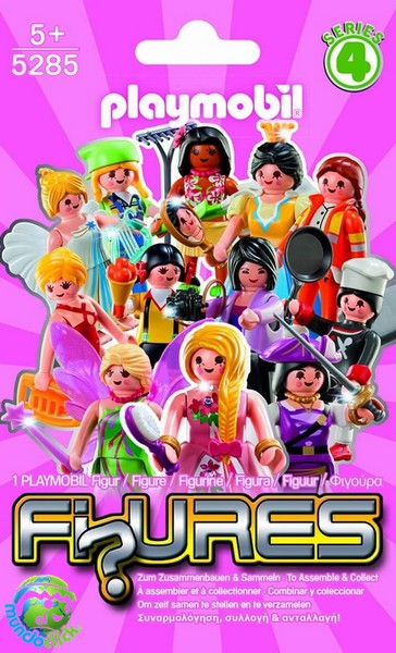 serie 4 chicas
