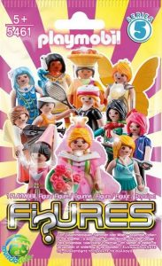 serie 5 chicas