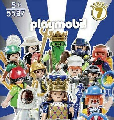 sobres playmobil serie 7 chicos