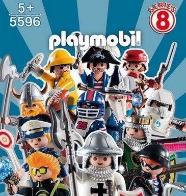 sobres playmobil serie 8 chicos