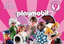 sobres playmobil serie 9 chicas