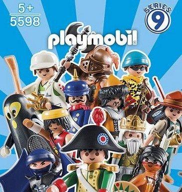 sobres playmobil serie 9 chicos