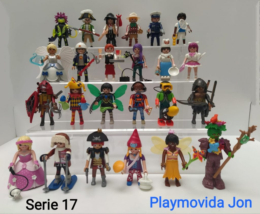 playmobil sobres sorpresa