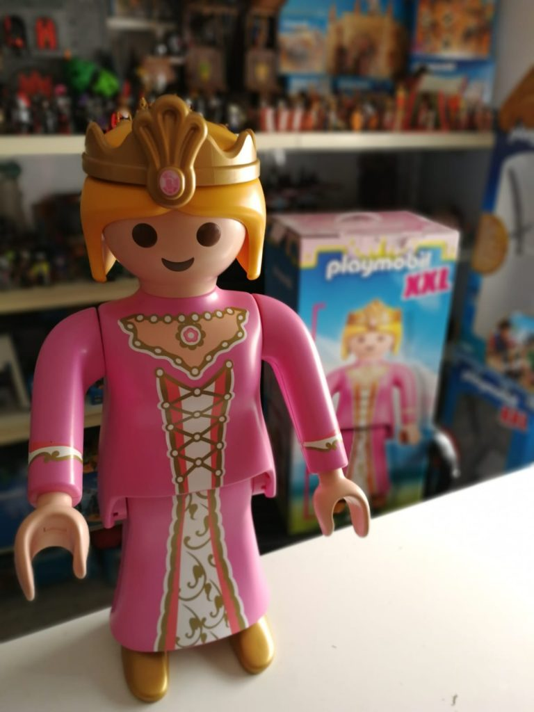 Playmobil Princesa XXL