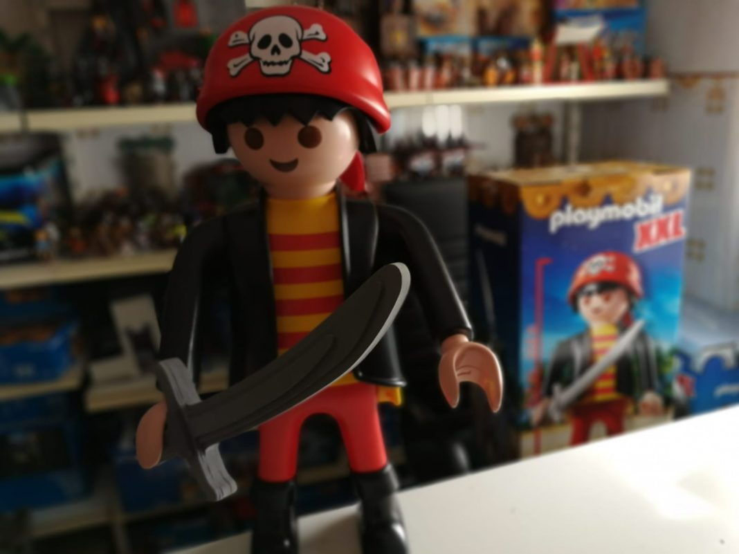playmobil pirata xxl