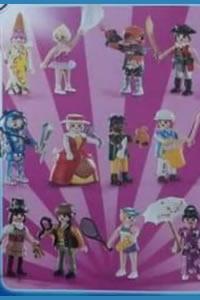serie 16 chicas playmobil