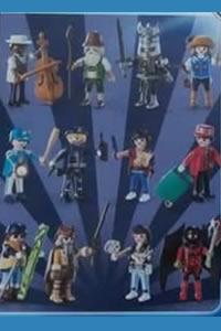 serie 16 chicos playmobil