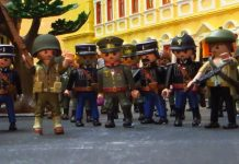 playmobil militar personalizado comprar