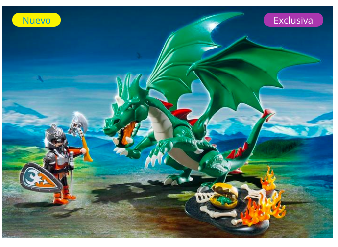 dragon playmobil