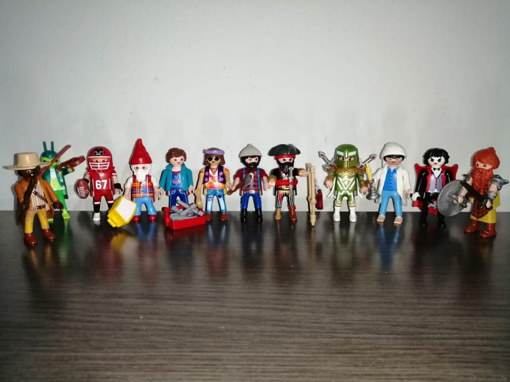 playmobil serie 15 chicos
