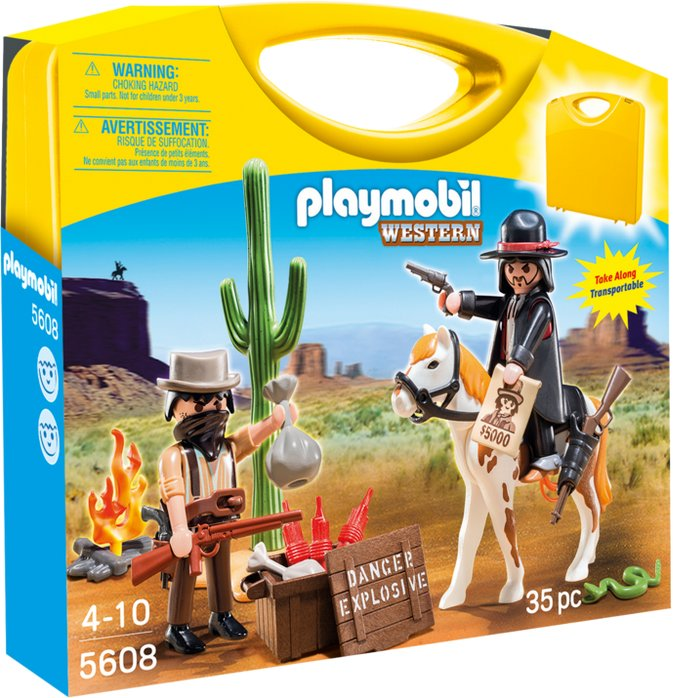 western-playmobil