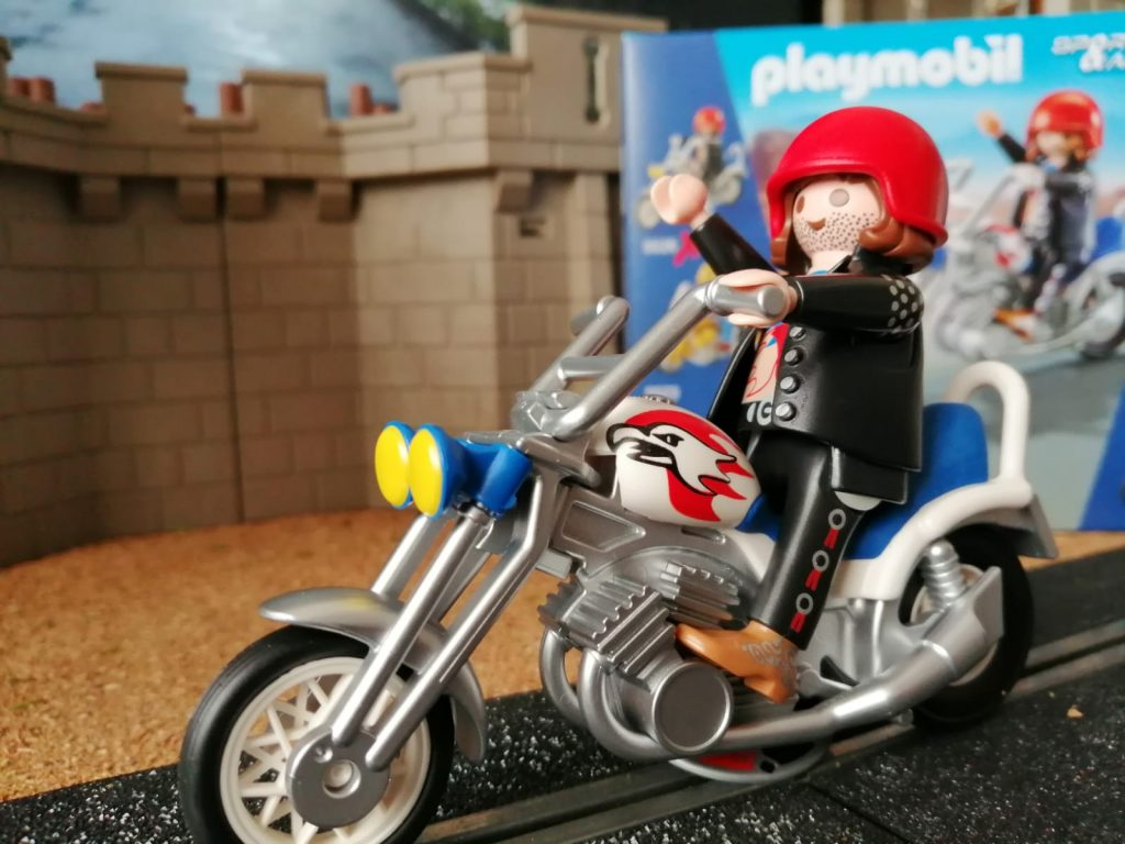 comprar playmobil moto
