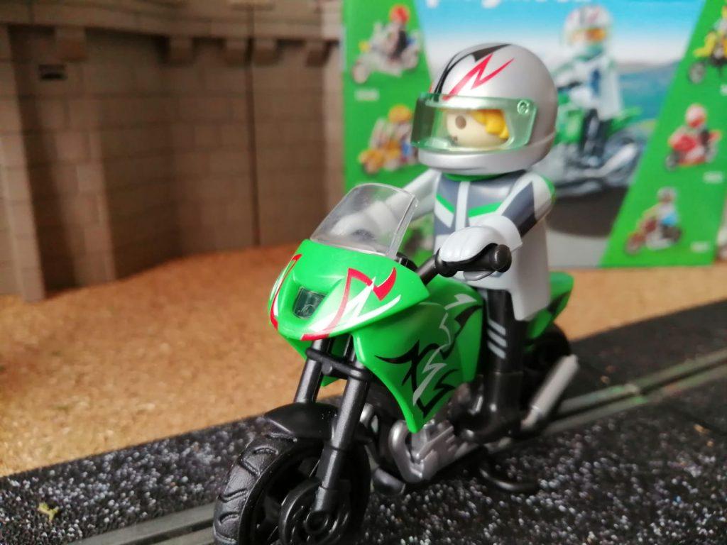 playmobil moto carreras