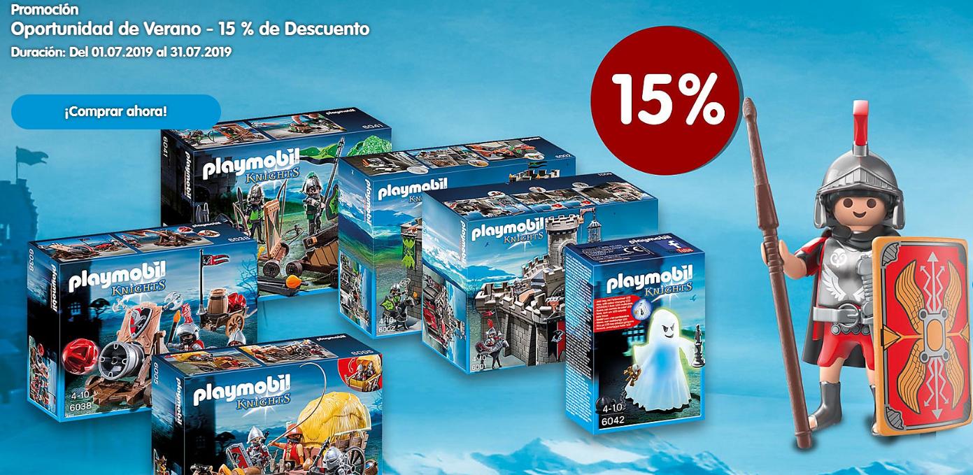 El Verano Mundo Oferta Click Playmobil rBdCoWxe