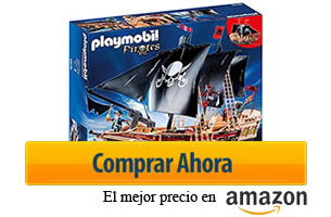 comprar barco pirata playmobil amazon