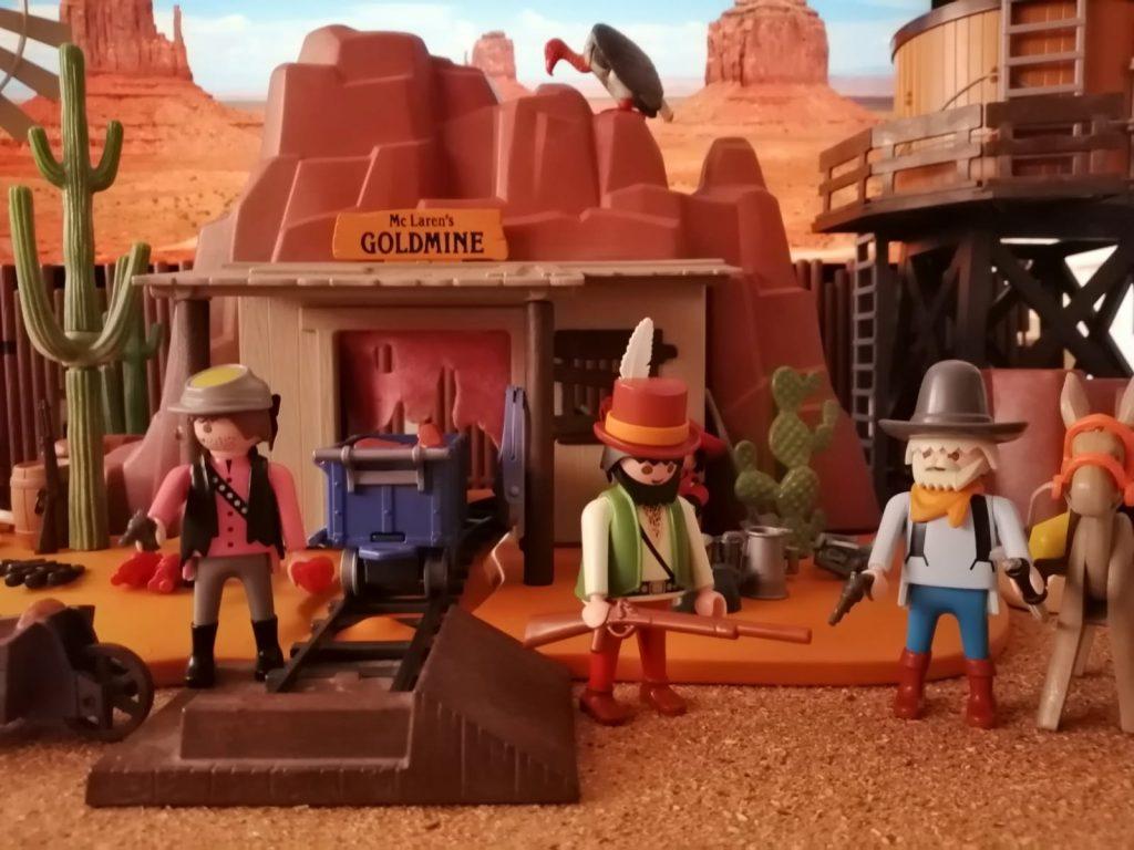 playmobil mina oeste