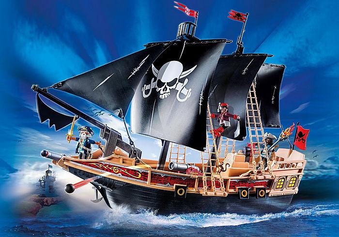 playmobil pirata comprar