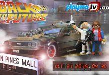 playmobil regreso al futuro 2