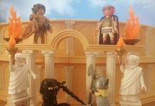 set romanos playmobil pelicula