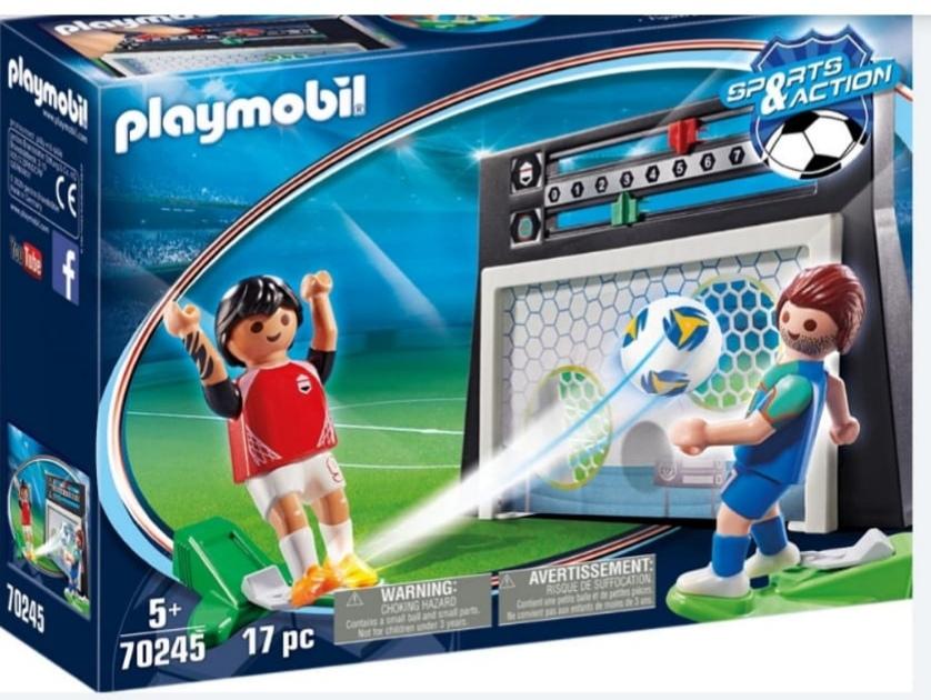 playmobil 2020 futbol