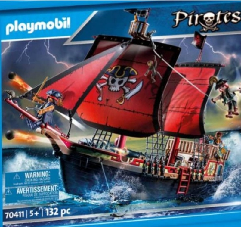 playmobil 2020 piratas