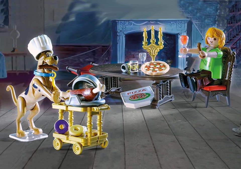 playmobil scooby doo cena